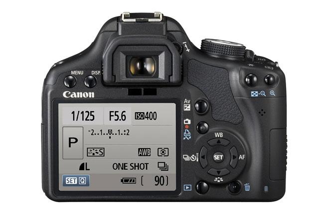 Canon EOS T1i Rebel 500D