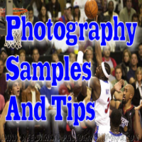 types of photography samples and photo tips banner