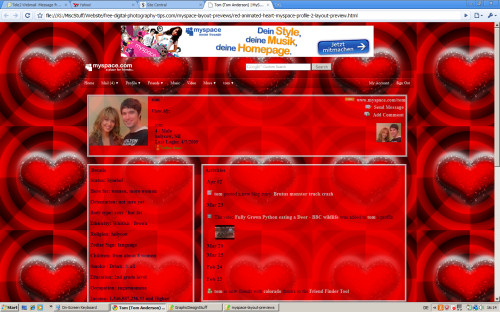 myspace animated backgrounds. Myspace Animated Backgrounds.